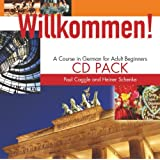 Willkommen! CD and Support Book