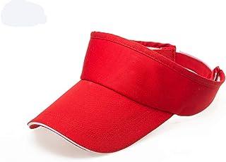 XTTWWW Sombrero del Sol del Sombrero de Copa del Color sólido, Gorra de béisbol de la protección del Sol de la protección del Sol,Black
