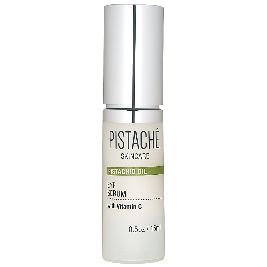 Eye Serum with Vitamin C by Pistaché Skincare - Hydrating Treatment for the Eye Area