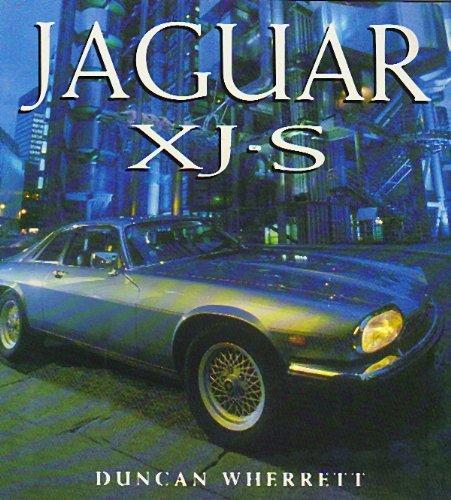 Jaguar XJ-S (Osprey Colour Library)