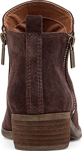 Women's Java Brand Boot Basel Suede Lucky 5T8gq8