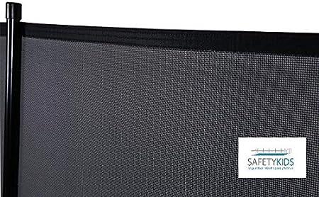 SafetyKids Valla Desmontable de Seguridad para Piscinas (500x122cm ...