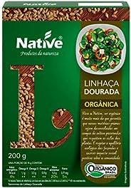 Linhaça Dourada Orgânica Native 200g