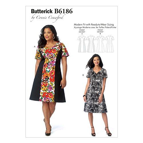 4x dress patterns - 8