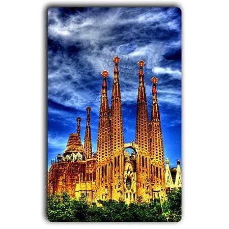 Sagrada Familia Barcelona Granada Madrid España característica ...