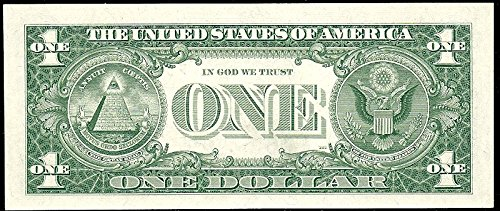 1957 AE Silver Certificate Blue Seal Old US Currency $1 Very Nice