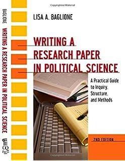 Topics for Poli Sci Research Paper?