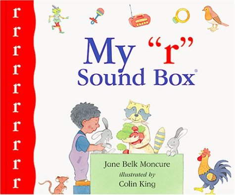 "Read Online My ""R"" Sound Box (New Sound Box Library New Sound Box Books) pdf"