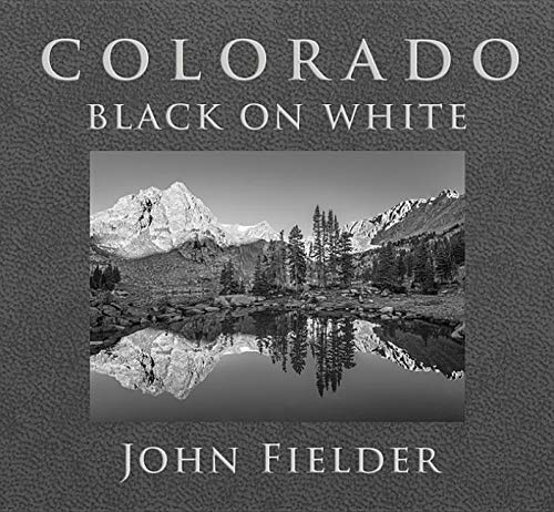 John Fielder is Colorado's preeminent nature photographer. Colorado Black on White is his 50th Colorado book. In the mold of Colorado's best-selling book of all time, Colorado 1870-2000, Fielder represents his state exclusively in black and white....