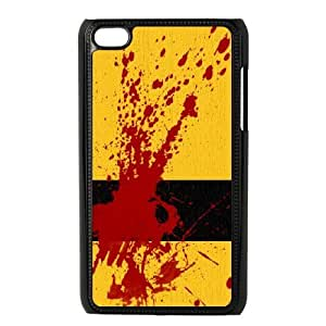 iPod Touch 4 Phone Cases Black Kill Bill DRY941894