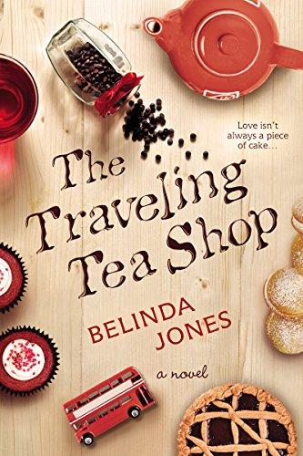 Traveling Tea Shop LoveTravel England ebook product image