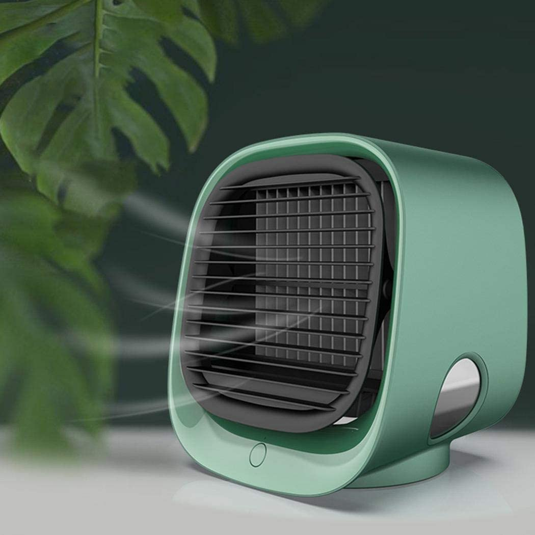hevare Mini Negative-ion Air Conditioning Fan USB Multi-Functional Air Cooler Area Rug Sets