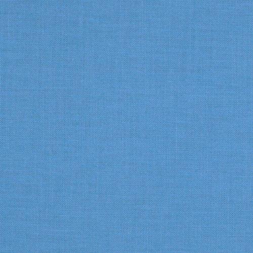 Robert Kaufman Kona Cotton Blue Jay Fabric by The Yard, Blue -