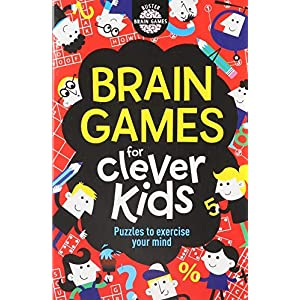 Brain Games for Clever Kids:...