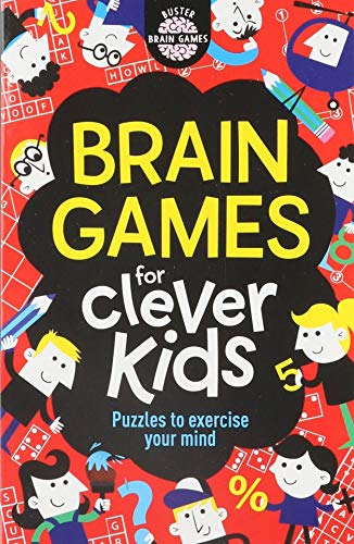 Halloween Crafts And Games For Second Graders (Brain Games for Clever Kids: Puzzles to Exercise Your)