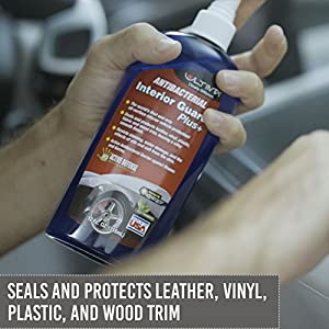 Ultima Interior Guard Plus, 4 oz. Bundle with Free 4oz Screen Cleaner