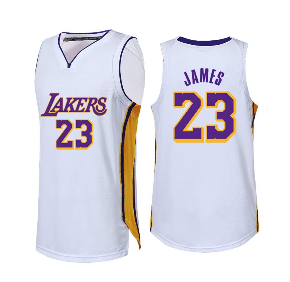 Se USA para el número 23 de fanáticos de Lebron James Los Angeles ...