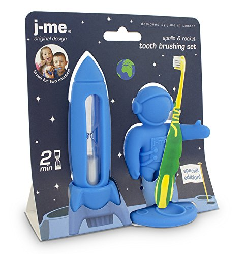 Toothbrush Holder & Timer  - Toothbrush Timer for Kids – B