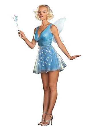 Amazon True Blue Fairy Costume Plus Size 3x4x Dress Size