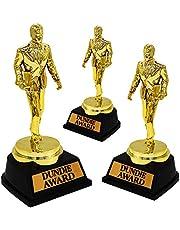 3 PCs Dundie Award Trophy Dunder Mifflin Memorabilia