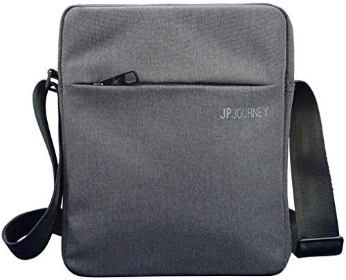 JP Journey , Borsa Messenger  grigio Grau