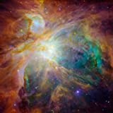 Chaos at the Heart of Orion NASA Space Hubble Spitzer Telescopes 8 X 10 Color photo