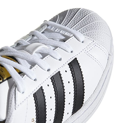 Cuir Baskets White Rose Adidas Chaussures W Sneakers Core et Superstar Femme Black 80s Blanc q8AvwPx8F