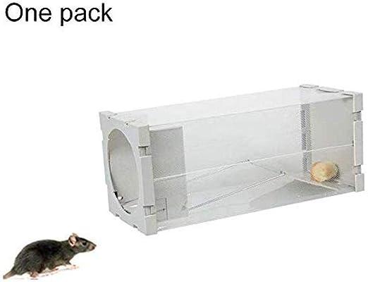 Jaula para ratas Animales vivos Plagas Roedores Ratones Cebo para ...