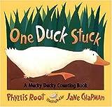 One Duck Stuck, Phyllis Root, 0763615668