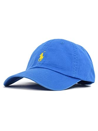 6c28241c46b380 Image Unavailable. Image not available for. Color: Polo Ralph Lauren Men's  Classic Chino Sports Cap ...