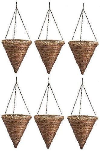 Cone Planter - (6) ea Panacea Products # 88636 12