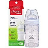 Playtex Drop-Ins System Premium Nurser with Slow Flow Nipple -- 4 oz