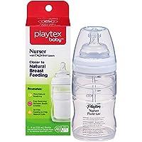 Playtex Cs05328/05587 4 Oz Premium Nurser Drop Ins Bottle Assorted Colors