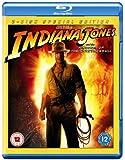Indiana Jones and the Kingdom of the Crystal Skull  [Blu-ray] [2008] [Region Free]