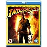 Indiana Jones: Kingdom of The Crystal Skull [Blu-ray] [Import anglais]