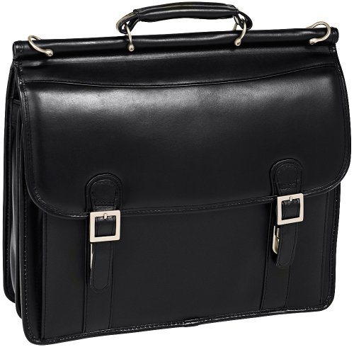 (Mcklein, V Series, Halsted, Top Grain Cowhide Leather, 15