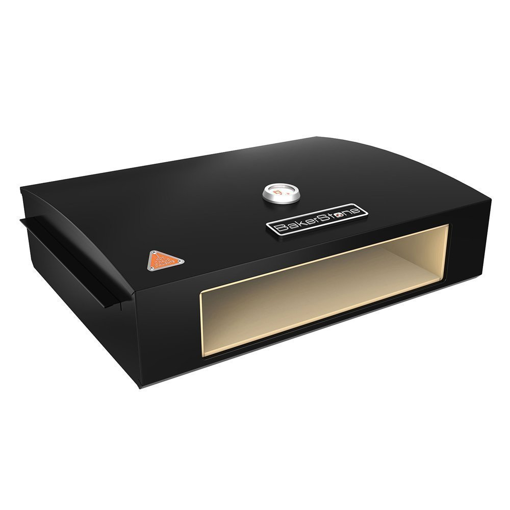 New Bakerstone Black 56181 Basics Pizza Oven Box For Up To 12 Pizzas