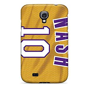 High Quality Los Angeles Lakers Case For Galaxy S4 / Perfect Case
