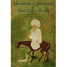 ABSURDITES ET PARADOXES DE NASR EDDIN HODJA