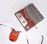 32 Key Shona Njari ELECTRIC Mbira - 1/4 Inch Pickup - Kalimba - Finger Piano - Thumb Piano ~Zimbabwe