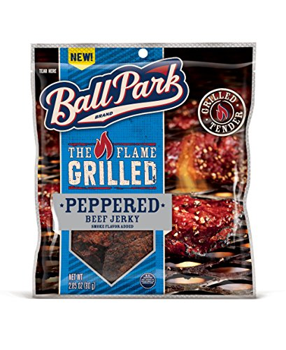 Ball Park Flame Grilled Beef Jerky