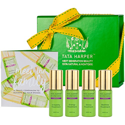 Tata Harper Be Well Aromatic Mood Therapy Collection
