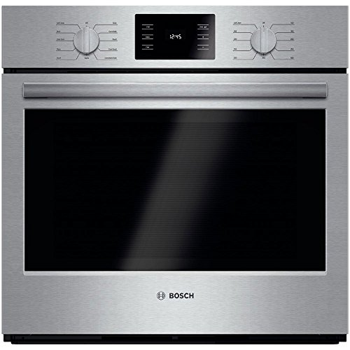 Bosch HBL5451UC Stainless Electric Single
