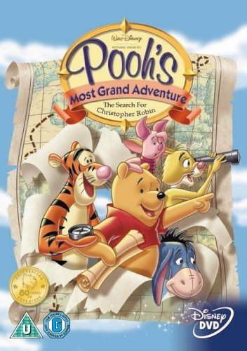 Winnie The Pooh's Most Grand Adventure - Search For Christopher Robin [Region 2] [UK Import]