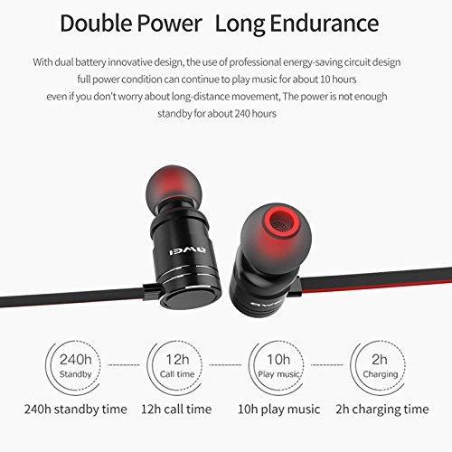 Golden Earphone AK7 Wireless Headphone Bluetooth Earphone Fo