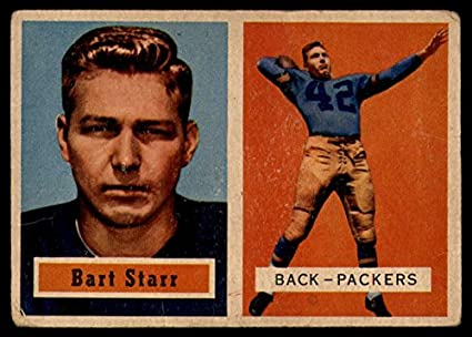 REPRINT Johnny Unitas 1957 Topps Football Rookie Card #138 Baltimore Colts