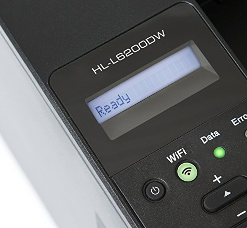 Brother HLL6200DWT Wireless Monochrome Printer with Dual Paper Tray, Amazon Dash Replenishment Enabled by Brother (Image #1)