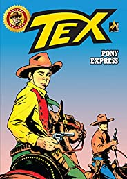 Tex Edição Em Cores 44. Pony Express