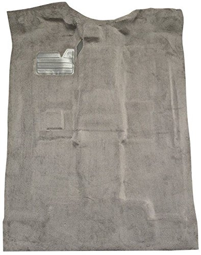 (1997 to 1998 Chevrolet Extended Cab Pickup Truck Carpet Custom Molded Replacement Kit, With Rear Floor Vents (820-Saddle Plush Cut Pile))