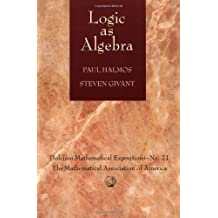 Logic as Algebra